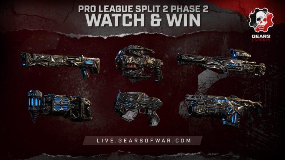 Las skins Black Steel llegan a Gears 5 y así es como puedes conseguirlas