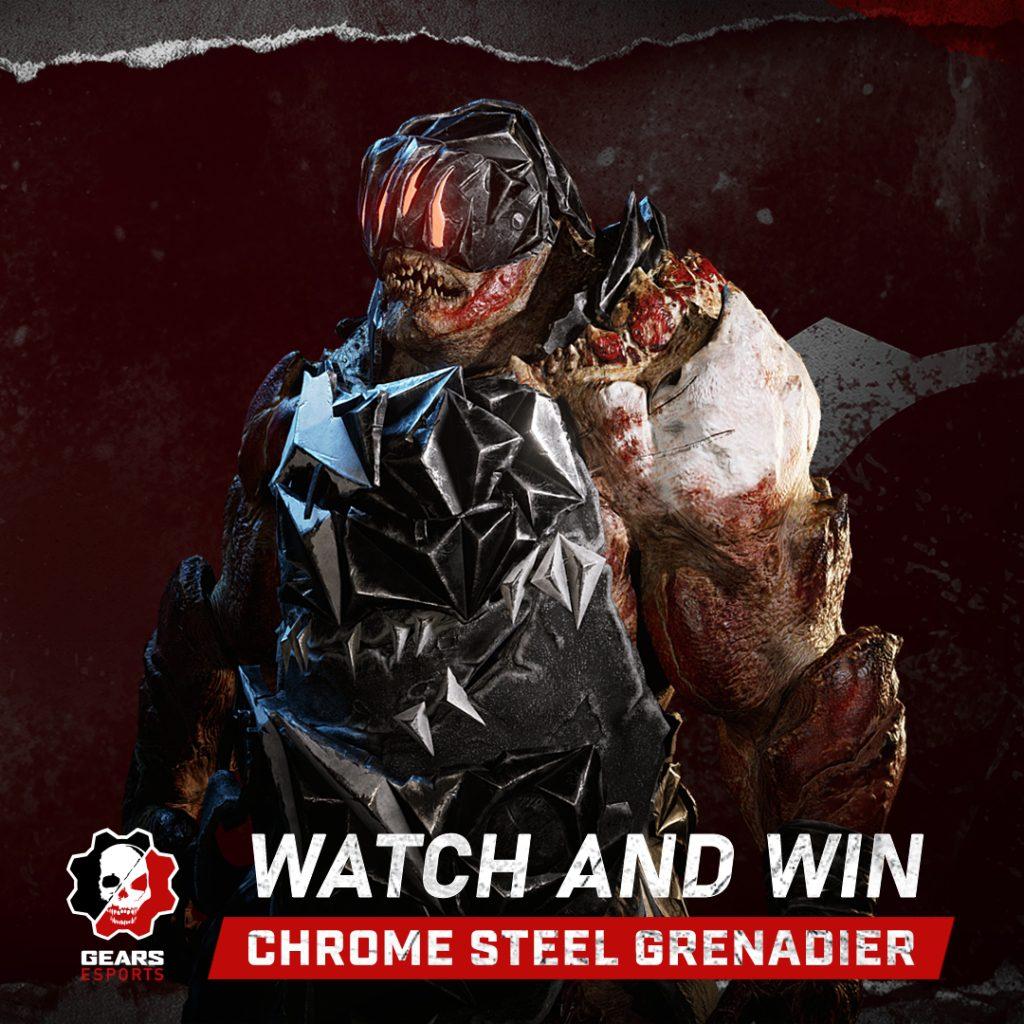 Las skins Black Steel llegan a Gears 5 y así es como puedes conseguirlas - La cuenta oficial de Gears eSports en Twitter ha confirmado la llegada de las skins Black Steel a Gears 5 y puedes conseguirlas viendo partidos.