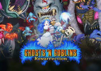 Ghosts 'n Goblins Resurrection llegará también a Xbox