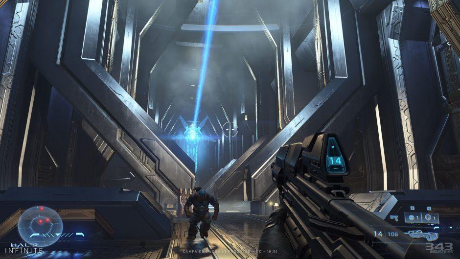 Podremos modificar el FOV a nuestro gusto en Halo Infinite tanto en PC como en consola