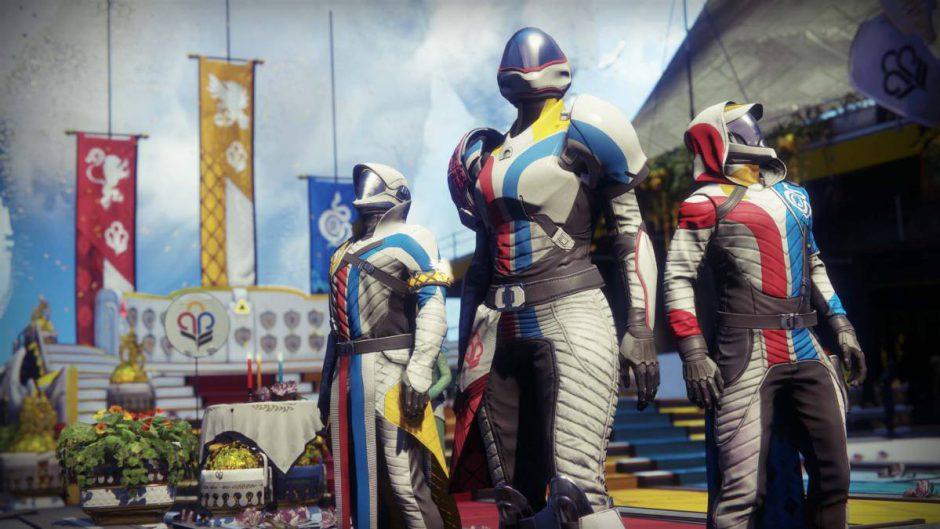 Destiny 2 trae de vuelta los Juegos de Guardianes