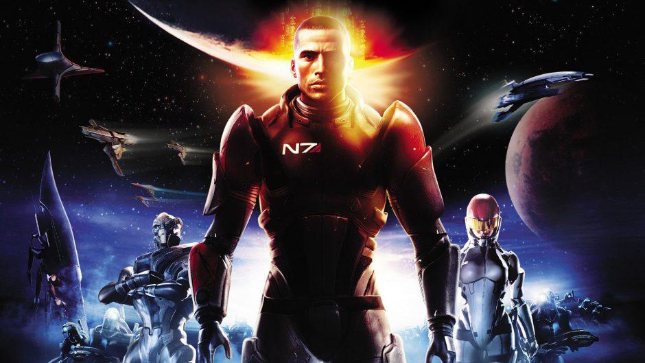 Mass Effect: Legendary Edition es lo más vendido de Steam