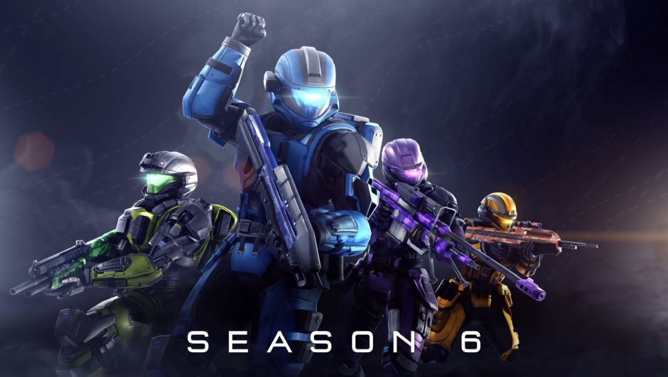 La actualización de la temporada 6 de la Master Chief Collection ya disponible