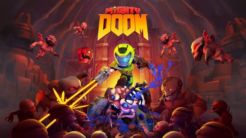 Alpha Dog esta trabajando en Mighty Doom, un spin-off de la saga para moviles