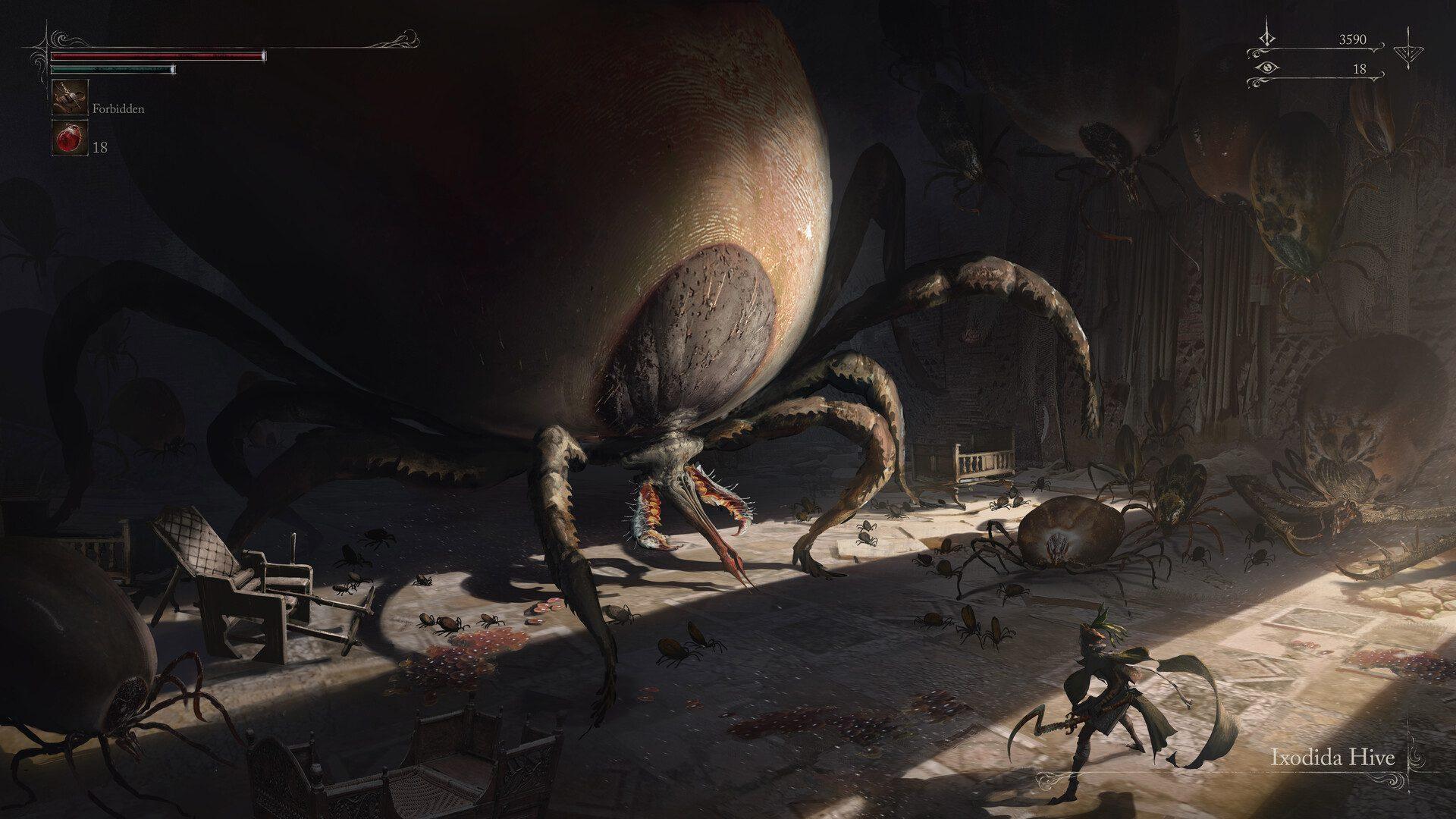 Thomas Chamberlain de Playground Games muestra arte conceptual de como sería su Bloodborne 2 - Un trabajador de Playground Games ha mostrado su propia idea de como sería una secuela de Bloodborne bajo su estilo artístico.