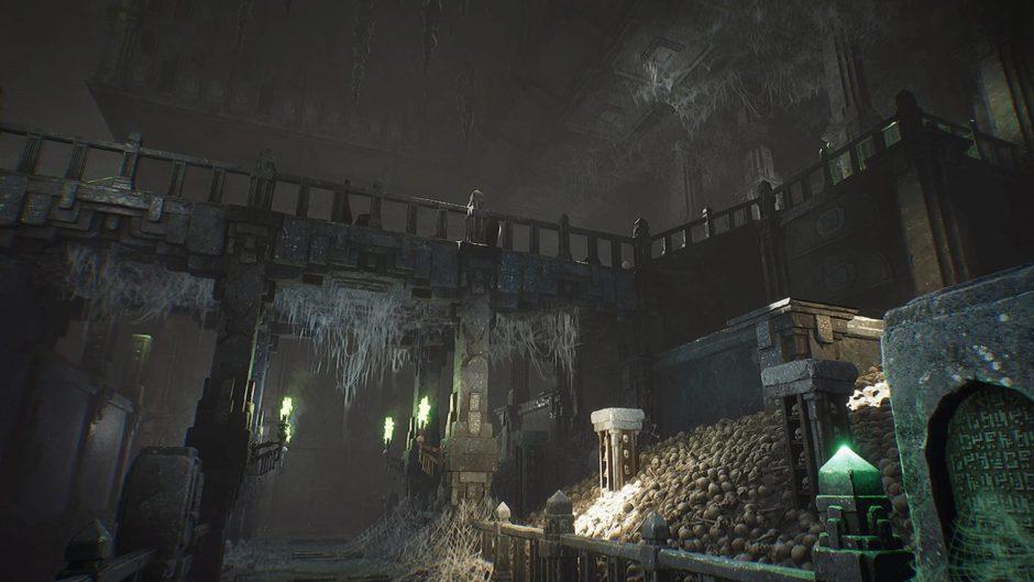Project Lilith es un nuevo Action RPG basado en Dark Souls