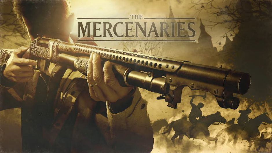 Resident Evil Village muestra en profundidad el modo mercenarios en un nuevo gameplay