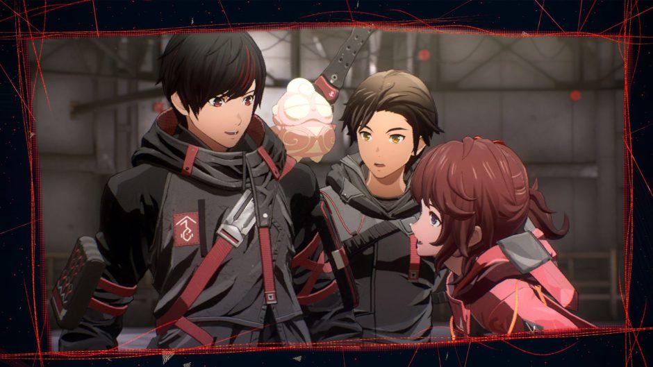 Scarlet Nexus nos presenta todas sus novedades y recompensas en una nueva transmisión
