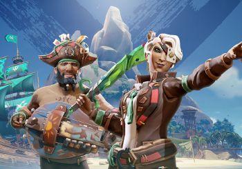 Jack Sparrow y Piratas del Caribe llegarán a Sea of Thieves el próximo 22 de junio