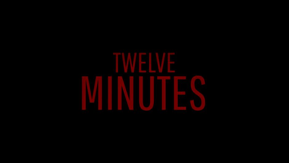 No te pierdas el tráiler de lanzamiento de Twelve Minutes