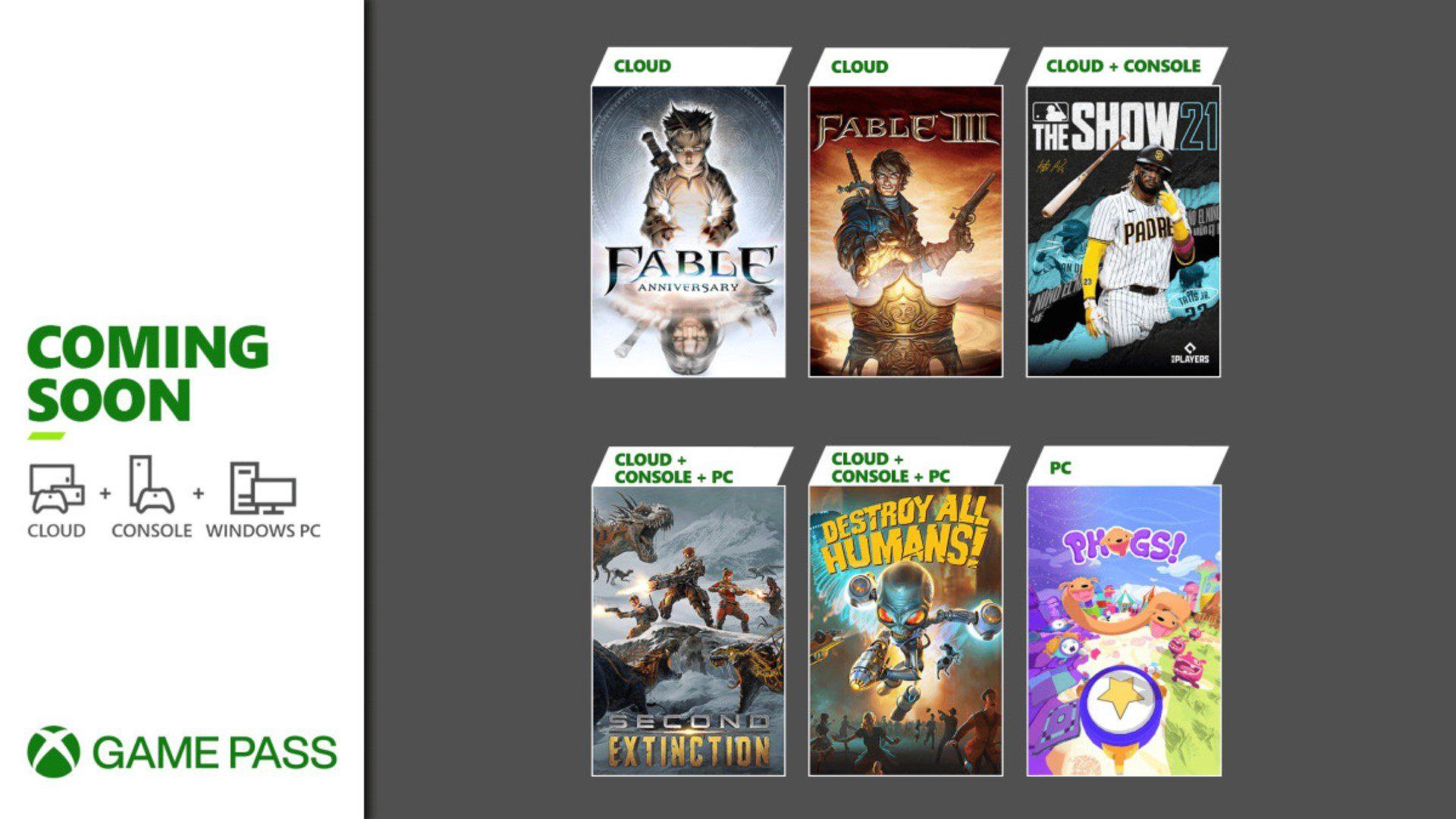 Desvelados los nuevos títulos del Xbox Game Pass para la segunda mitad de abril - Ya conocemos los próximos títulos que llegarán a Xbox Game Pass en la segunda mitad del mes de abril para nuestras consolas Xbox, PC y Android.