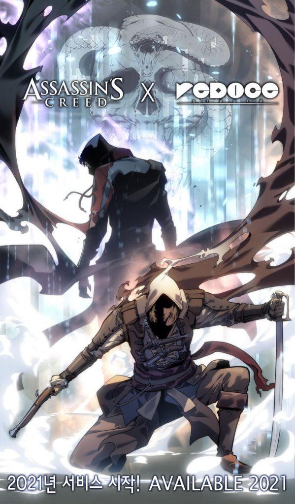 assassins creed black flag manga