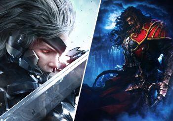 Konami registra en Japón las marcas Castlevania y Metal Gear Rising