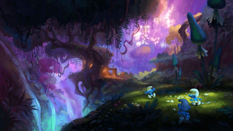Los Pitufos regresan al mundo de los videojuegos con The Smurfs: Mission Vileaf