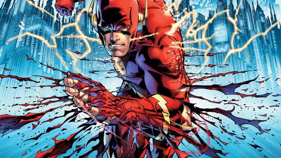 Flashpoint llega como DLC a DC Universe Online