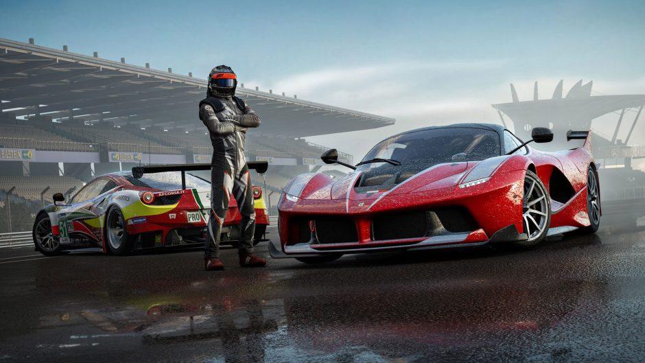 Las primeras invitaciones para probar Forza Motorsport 8 comienzan a llegar