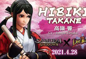 Samurai Shodown recibe a Hibiki en unos días