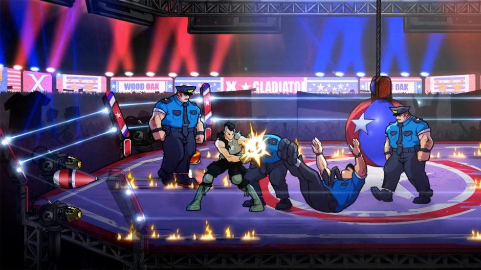 Streets of Rage 4 presenta su DLC Mr.X Nightmares cargado de novedades
