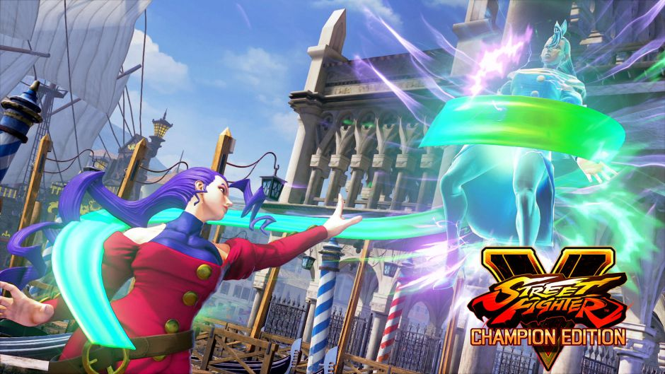 Rose llega a Street Fighter 5 Champion Edition en abril