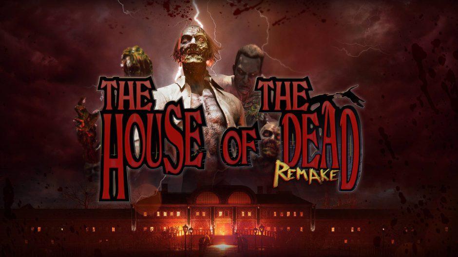 El remake de The House of the Dead llegaría a Xbox