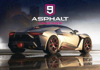 El free to play Asphalt 9: Legends llegará muy pronto a Xbox Series X|S y Xbox One