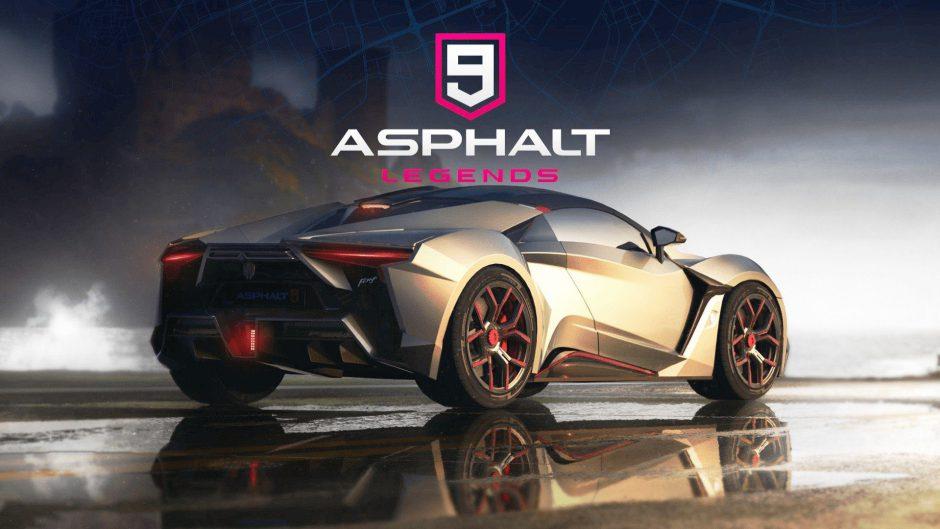 El free to play Asphalt 9: Legends llegará muy pronto a Xbox Series X S y Xbox One