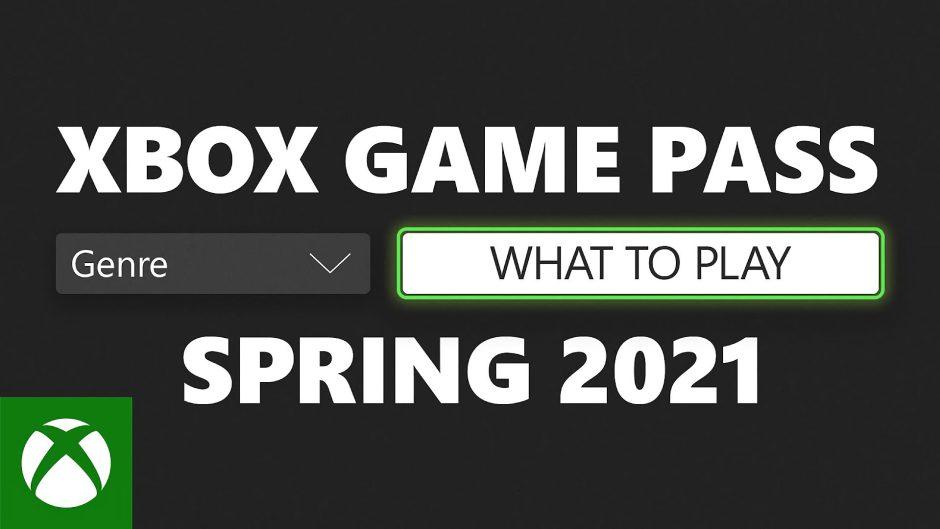 Spring 2021, el nuevo tráiler de Xbox Game Pass que no te dejará indiferente
