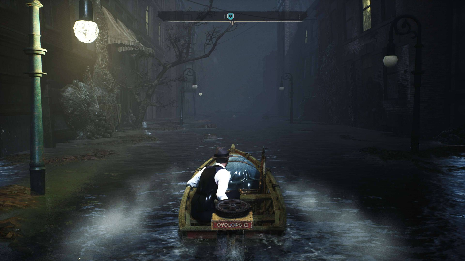 Analisis The Sinking City