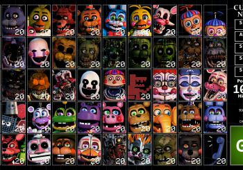 Five Nights At Freddy's Ultimate Custom Night ya disponible en consolas Xbox
