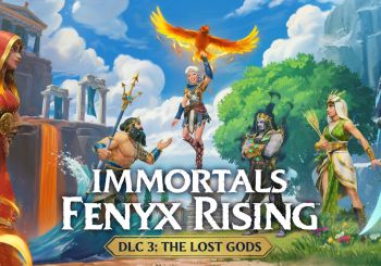 Impresiones de Immortals: Fenyx Rising - The Lost Gods