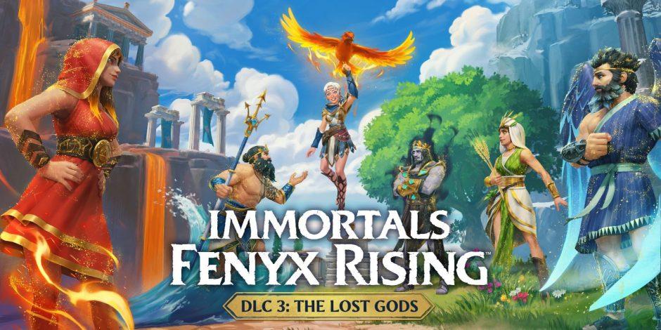 Impresiones de Immortals: Fenyx Rising – The Lost Gods