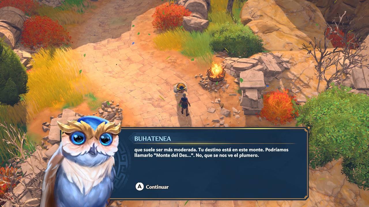 Os traemos nuestras impresiones de The Los Gods, tercer y de momento último DLC de Immortals: Fenyx Rising.