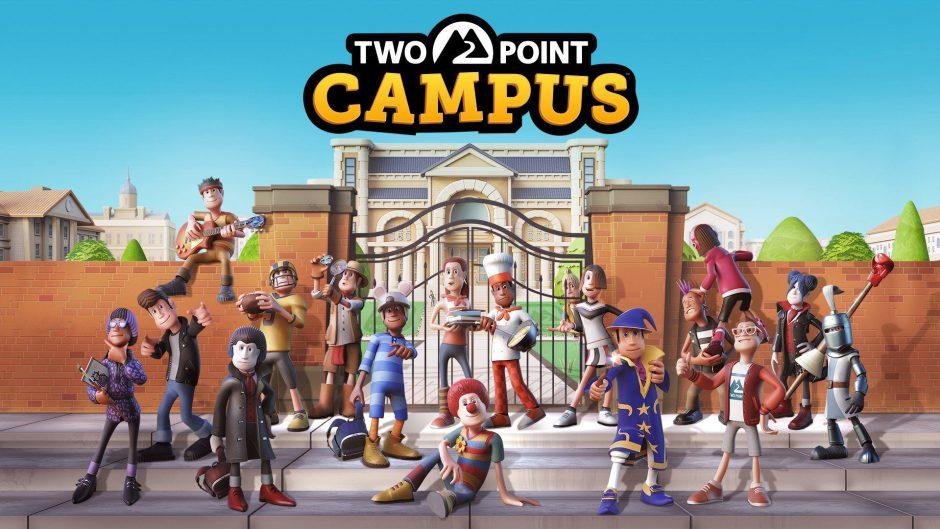 Two Point Campus, filtrado en la Microsoft Store