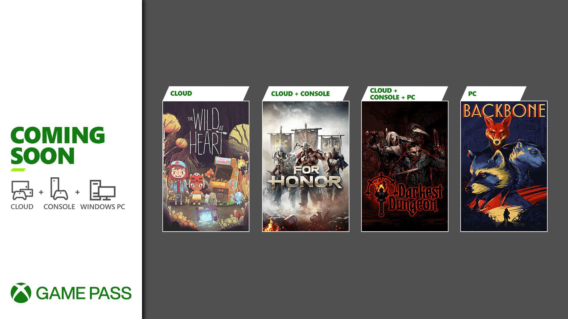 Desvelados los nuevos juegos para Xbox Game Pass de junio - Los nuevos juegos de Xbox Game Pass de la primera mitad del mes de junio ya han sido revelados.