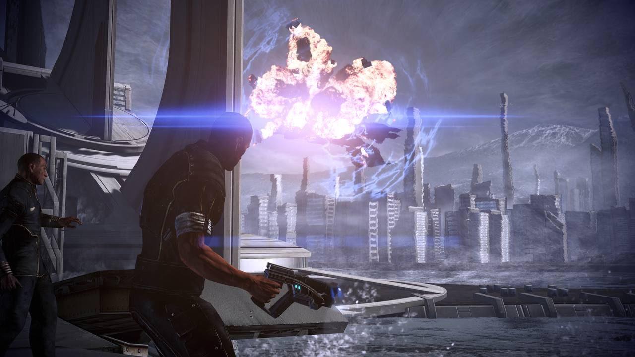 Análisis Mass Effect: Legendary Edition