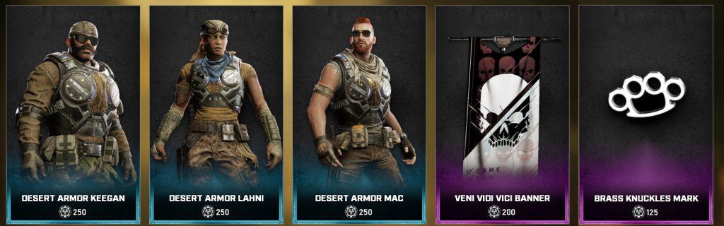 """La primera actualización semanal de la """"Operación 7"""" para Gears 5 ya disponible - The Coalition ya ha lanzado la primera actualización semanal cargada de novedades de la nueva """"Operación 7"""" para Gears 5."""