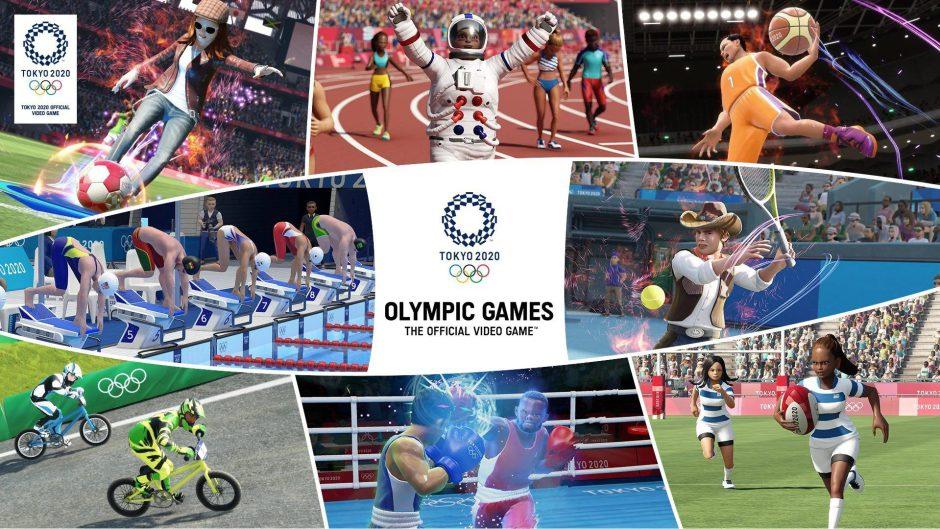Los Juegos Olímpicos de Tokio llegarán a Xbox muy pronto