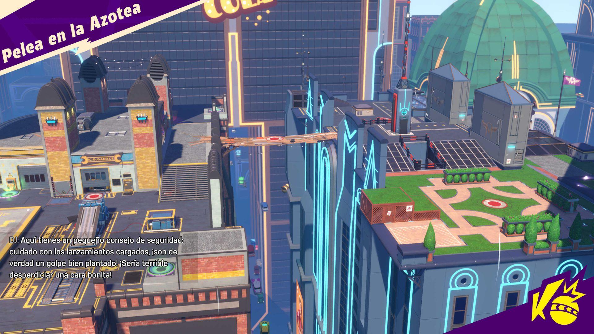 Knockout city - generacion xbox