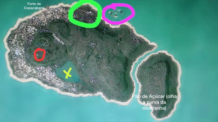 They are speculating with a new GTA 6 location