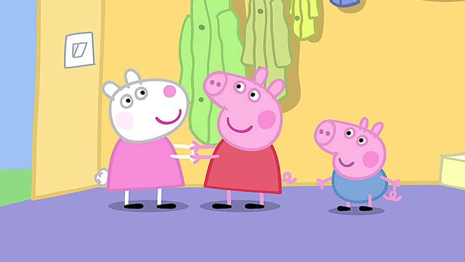 ¡Perfecto para los más pequeños! Peppa Pig llegará a Xbox One en este otoño