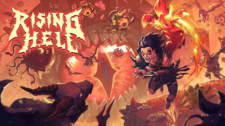 Rising Hell ya está disponible para Xbox