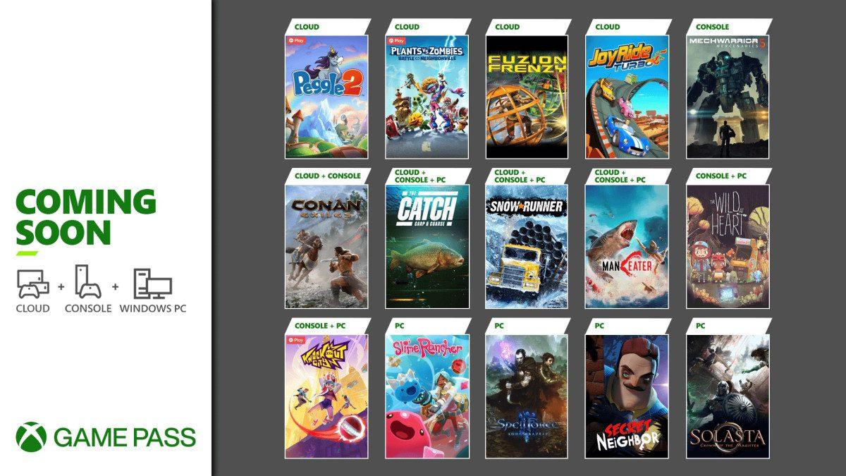 Desvelados los nuevos títulos del Xbox Game Pass para la segunda mitad de mayo - Hablar del Xbox Game Pass es hacerlo de la mejor suscripción de videojuegos que hay en la actualidad. Con un catálogo muy extenso lleno de grandes juegos, tanto súper producciones como títulos indies, lo cierto es que su oferta es insuperable.
