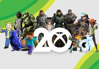 Descarga aquí los Wallpapers del 20 aniversario de Xbox