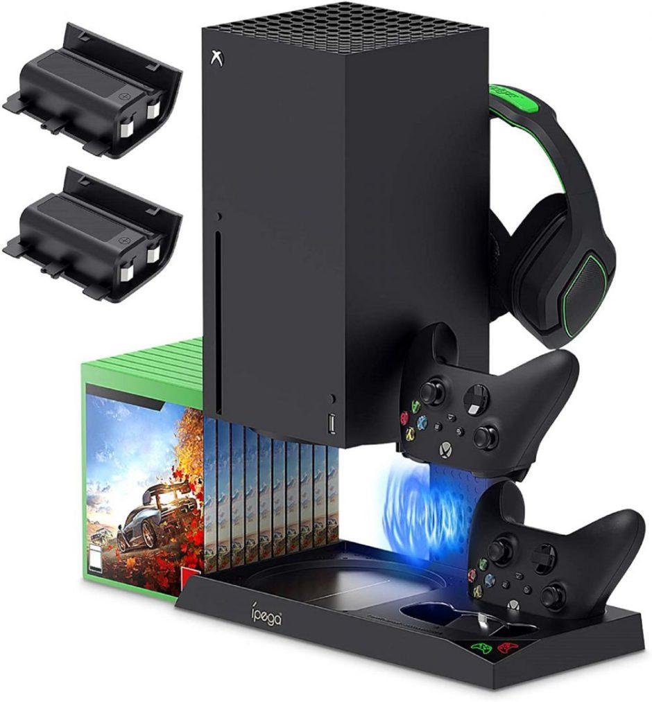 Accesorios imprescindibles para conservar y mejorar tu Xbox Series X y Xbox Series S