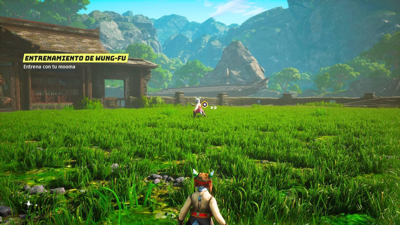 Análisis de Biomutant - Xbox Series X - Analizamos en Xbox Series X uno de los juegos más esperados de los últimos años, Biomutant.