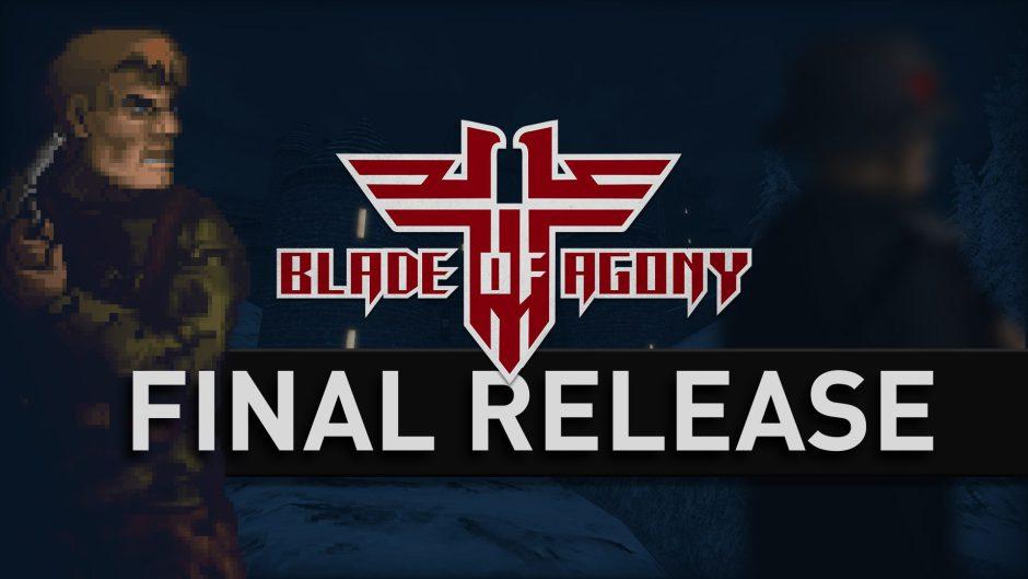 Descarga gratis Blade of Agony, el juego inspirado en Wolfenstein y Doom