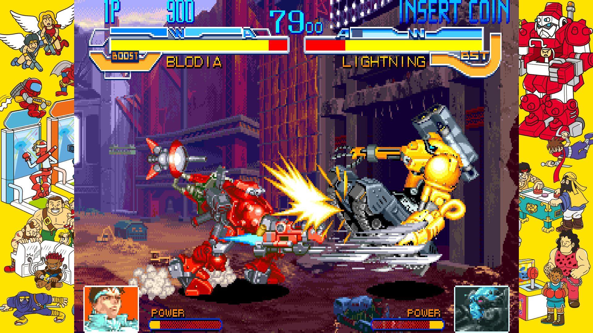 capcom arcade stadium - generacion xbox