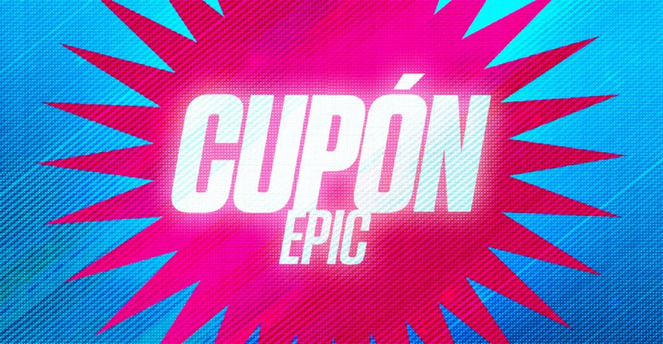 Consigue aquí tu cupón de 10€ de saldo gratis para la Epic Games Store