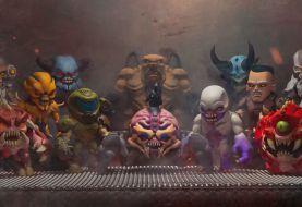 Las figuras coleccionables de DOOM Eternal se vuelven realidad y podrás conseguirlas