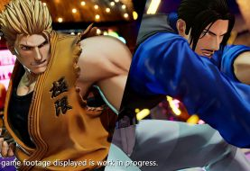 El equipo de Art of Fighting se une a King of Fighters 15